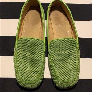 Aerosoles loafer (driving shoe).